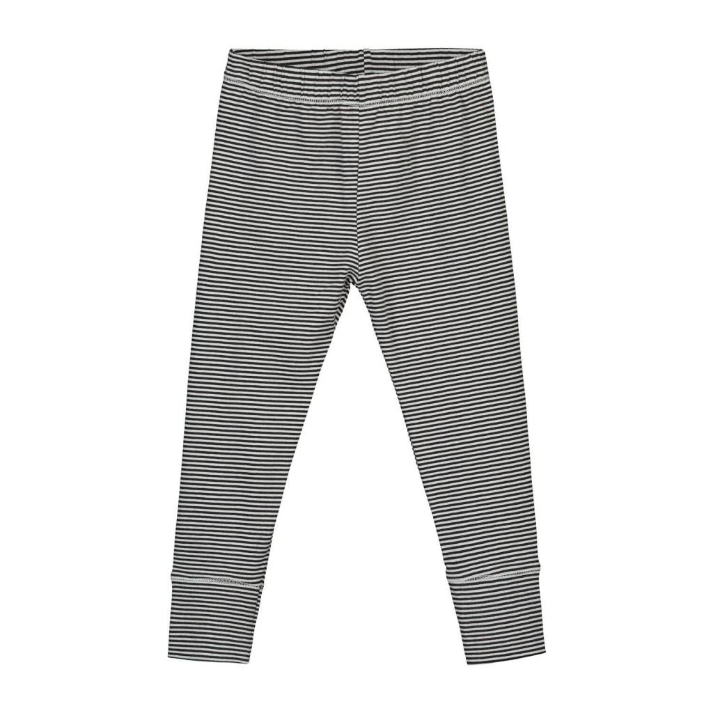 Gray Label Leggings black/cream stripe