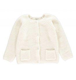 Oliver baby Cashmere Stitch Cream