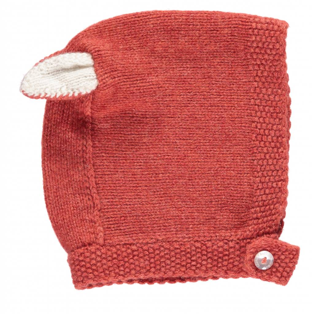 Oliver baby Animal Bonnet Fox