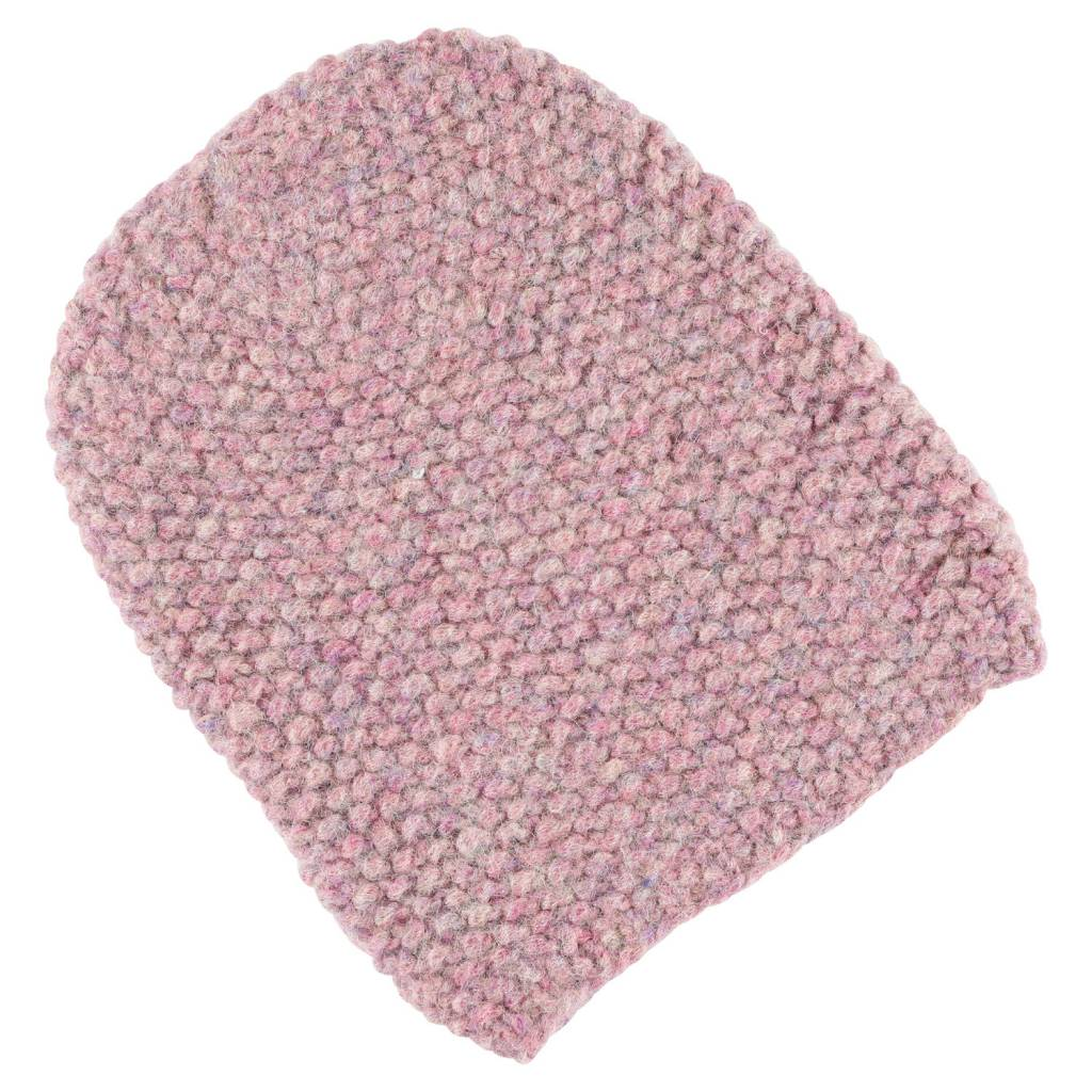 Aymara Hand-knit hat Madonna