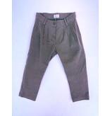 Morley Georgette bianca rose pants b