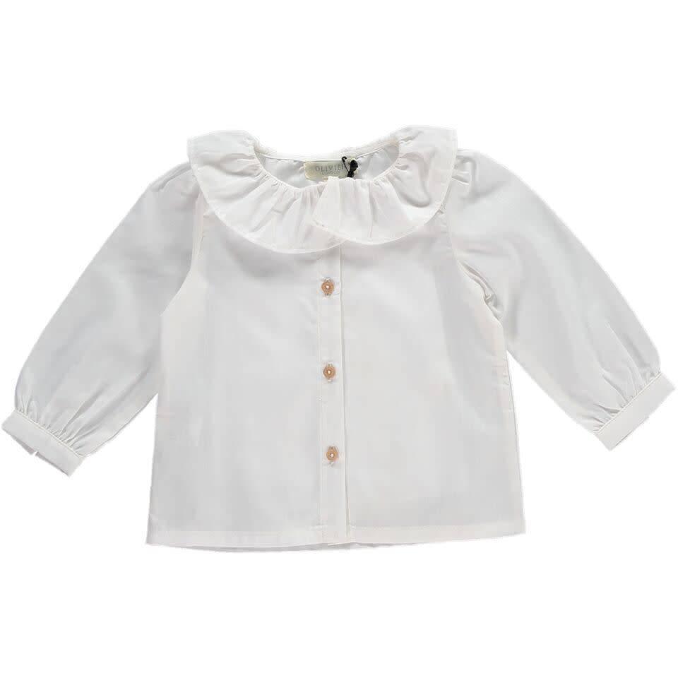 Oliver baby Baby Wilma Shirt White