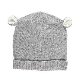 Oliver baby Cashmere Bear Hat Elephant