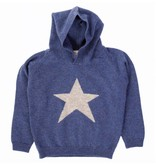 Oliver baby Toby Hooded Vintage Blue
