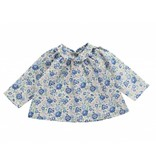 Oliver baby Wilma Blouse Wysteria Blue