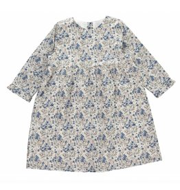Oliver baby Vera Dress Wysteria Blue