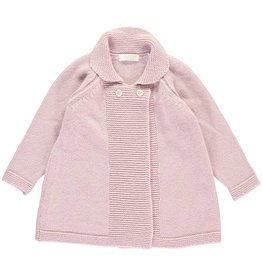 Oliver baby Cashmere Peacoat Rose