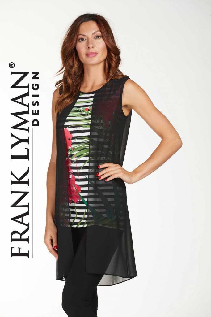 Frank Lyman Frank Lyman Floral Top