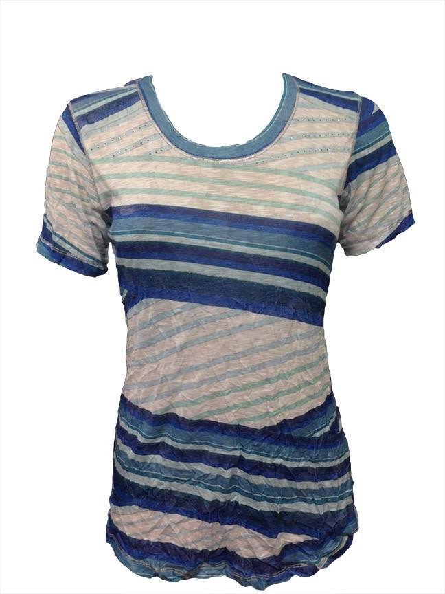David Cline David Cline 5330BX B/W Stripes