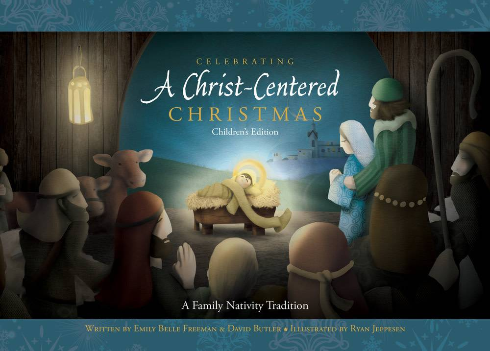 CHILDREN'S CELEBRATING A CHRIST CENTERED CHRISTMAS