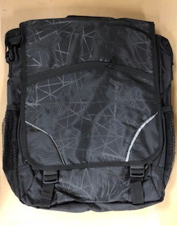 DISC LAPTOP CARRYING CASE