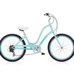"Electra Townie Original 7D Polar Blue - Ladies 26"" 2018"