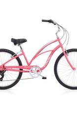 "Electra Cruiser 7D Ladies Neon Pink  26"" - 2018"