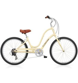 "Electra Townie Original 7D Vanilla - Ladies 24"" 2017"