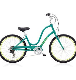 "Electra Townie Original 7D Teal - Ladies 26"" 2018"