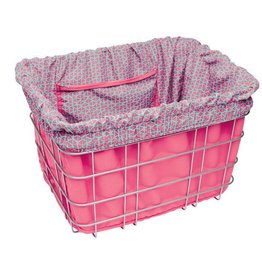 BASKET PART ELECTRA LINER PINK/TRIANGLES