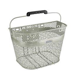 Electra Basket Linear QR Mesh -  Graphite