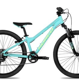 "Norco Storm 4.2 24"" Girls Teal/Yellow, 2018"