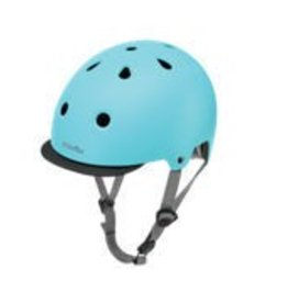 Electra Helmet Matte Powder Blue -  Large 59 - 61cm