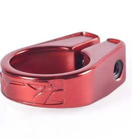 Animal JD Seat Clamp - Red