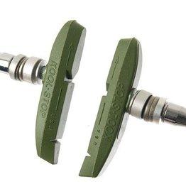 Kool-Stop Supra 2 Pad - Threaded - Green