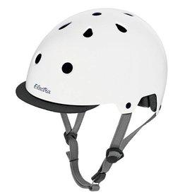 Electra Helmet Gloss White - Large 59 - 61cm