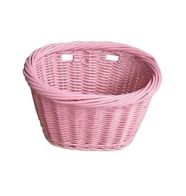 EVO, E-Cargo Wicker Jr, Basket, Pink