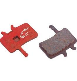 Jagwire, Mountain Sport, Disc brake pads, Semi-metallic, Avid BB7, Juicy