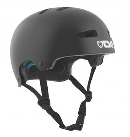 TSG EVOLUTION YOUTH HELMET SATIN BLACK XXS/XS 52-54 cm