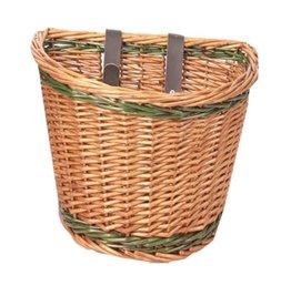 EVO, E-Cargo Classic Wicker, Basket, Light