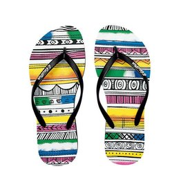 SHOE ELECTRA FLIP FLOP WOMEN'S 8/9 SAVANNAH