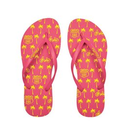 SHOE ELECTRA FLIP FLOP WOMEN'S 8/9 HIGHWAY101
