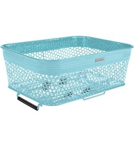 BASKET ELECTRA MESH LOW PROFILE POWDER BLUE