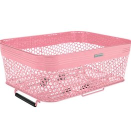 BASKET ELECTRA  MESH LOW PROFILE LIGHT PINK