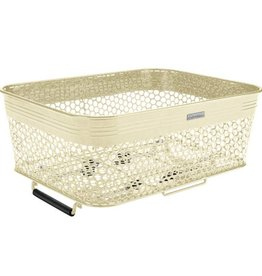 BASKET ELECTRA  MESH LOW PROFILE CREAM