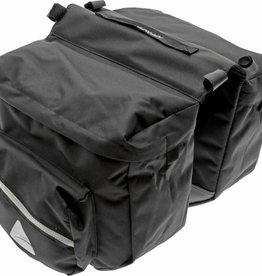 APPALACHIAN 20 BLACK Pannier Bag