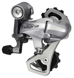 REAR DERAILLEUR, RD-4601, TIAGRA, GS 10-SPEED DIRECT ATTACHMENT, COMPATIBLE WITH LOW GEAR 27-32T FOR DOUBLE, 25-30T FOR TRIPLE, IND.PACK