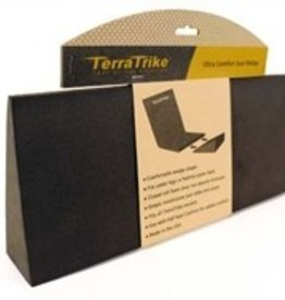 Terratrike seat wedge, charcoal