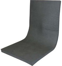Terratrike Seat Foam, Cushion, charcoal
