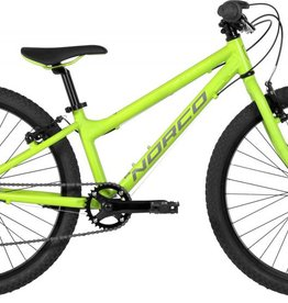 "Norco Storm 4.3 24"" Alloy Green Boys - 2018"