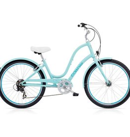 "Electra Townie Original 7D EQ Polar Blue - Ladies 26"" 2018"
