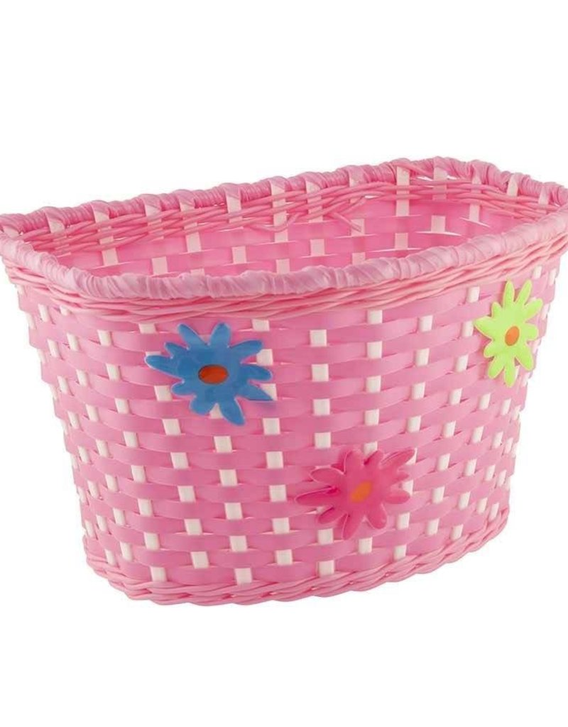 EVO, Flower Basket Pink Flowers