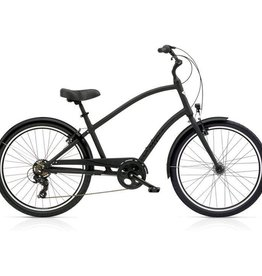 Electra Townie Original 7D EQ Black - Mens Tall 2018