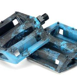 Mission Impulse PC pedals - black/blue