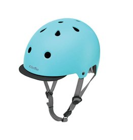 Electra Helmet Matte Powder Blue - Medium 55 - 58cm
