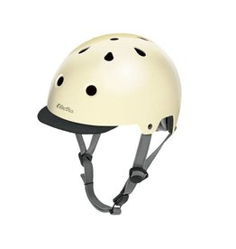 Electra Helmet Cream Sparkle - Large