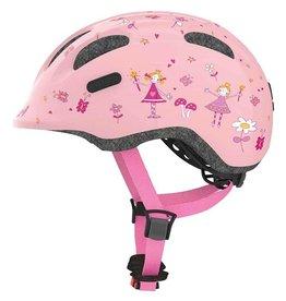 Abus, Smiley, Helmet, Rose Princess, Medium 50 - 55cm