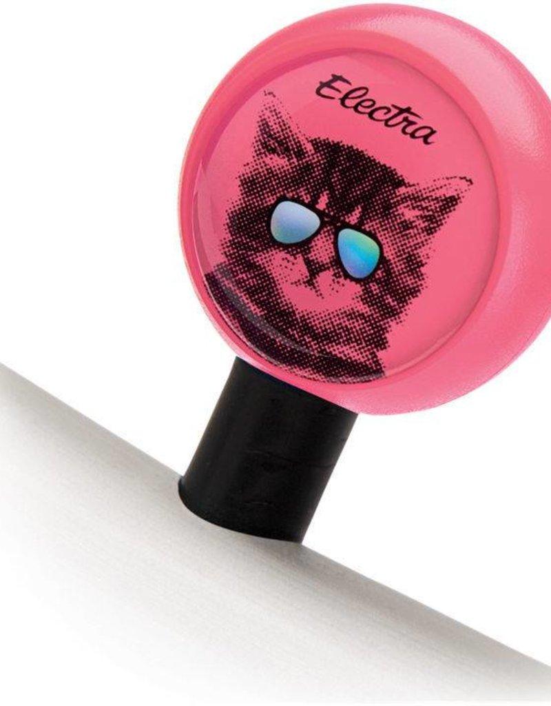 Electra Valve Caps Cool Cat