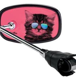 Electra Cruiser Handlebar Mirror Cool Cat