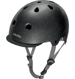 Electra Helmet Graphite Reflective - Large 59 - 61cm
